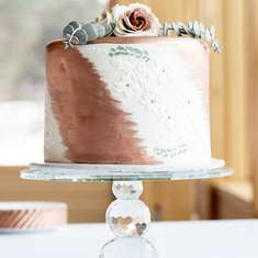 Eucalyptus and Rose Gold Bridal Shower - Eucalyptus and Rose Gold