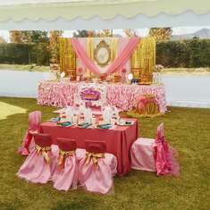 Princess birthday party - PRINCESAS