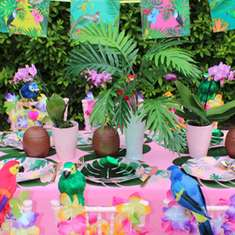 Tropical Summer Party - Tropical