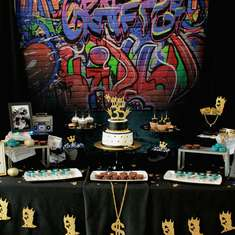 "Wahed's 35th HipHop Birthday - ""West Coast 90's  HipHop Birthday"""