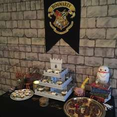 Nora's Harry Potter Birthday - Harry Potter