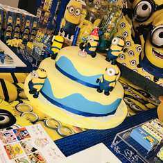 Minion birthday party - Despicable Me / Minions