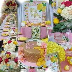 Lemonade  Bridal Brunch - Lemonade Bridal Brunch