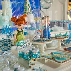 Frozen birthday party - Frozen (Disney)