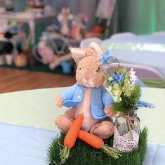 Even the smallest one can change the world  - Peter Rabbit