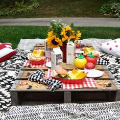 Backyard Picnic Party - Picnic