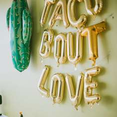 Taco Bout Love Bridal Shower - Fiesta / Mexican