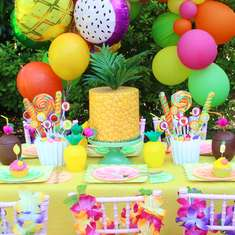 Tutti Frutti Party! - Tropical Fruits