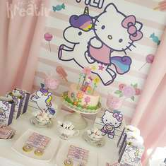 Pili Hello Kitty Party - Hello Kitty