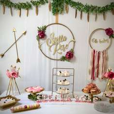 Boho Baby Shower for Stella Rose - Bohemian