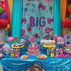 Sophie's Jojo Siwa 8th birthday party - Jojo Siwa