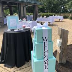 Makenzie & Co. A Breakfast at Tiffany's Inspired Graduation Party - Tiffany & Co.