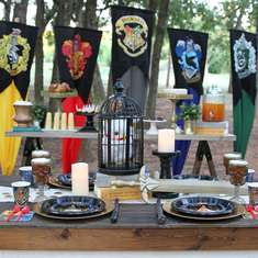 Harry Potter birthday party - Harry Potter