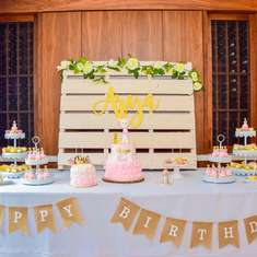 Boho-Rustic First Birthday Party - Boho-Rustic