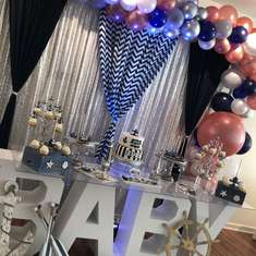 Ahoy! It's a Boy - Nautical Baby Shower
