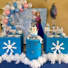Let it go ! Let it go ! Frozen Party  - Frozen (Disney)