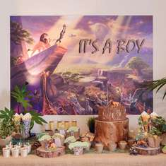 Lion King Baby Shower - The Lion King