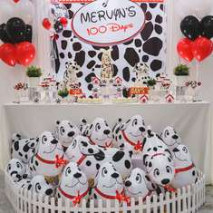Dalmatian birthday party! - None
