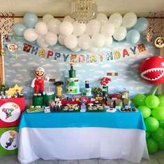 Luke's Super Mario Birthday  - Mario