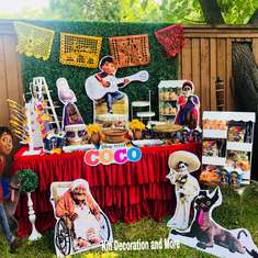 Markie's Coco Birthday Party! - Coco party