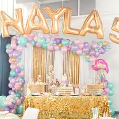 Nayla's Princess Party - Princess
