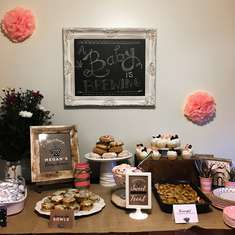 A Baby Is Brewing: A Coffee & Tea Baby Shower - Coffee
