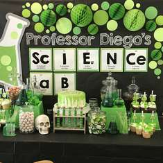 Professor Diego's Science Laboratory  - Mad Science Lab
