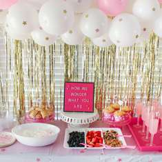 Twinkle Pink Baby Shower - Baby Shower