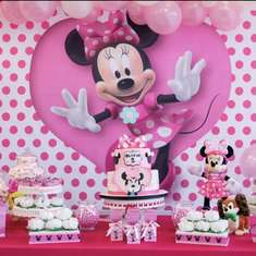 Minni Mouse 2nd Birthday  - Minnie Mouse