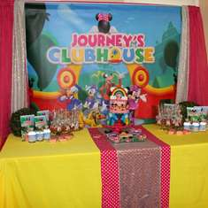 """Journey's Clubhouse "" - Mickey Mous Clubhouse"