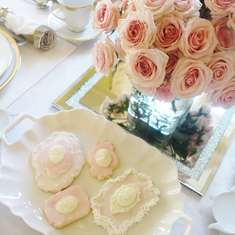 Perfectly Pink Tea Party - None