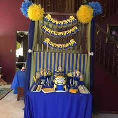 Gradys Minion Birthday - Minions