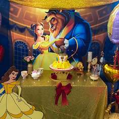 """Tale as old as Time "" - Belle"