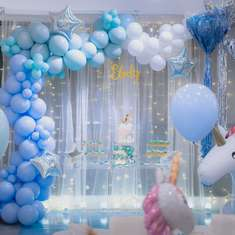 Unicorn themed birthday party - Unicorn Theme