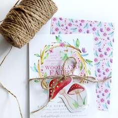 Woodland Fairy party - Woodland Fairy