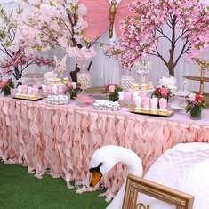 Enchanted Garden Baby Shower - Enchanted Garden