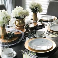 Annual Mommy Brunch  - Shabby chic