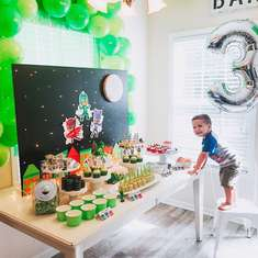 Asher's PJ Masks Birthday Party - PJ Masks