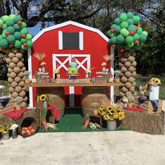 1st Barnyard Bash - Farm