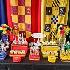 Mimi's Hogwarts Baby Shower - Harry Potter