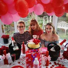 Ladies who lunch - Valentines party