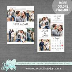 Save The Date Card - Save Our Date Card