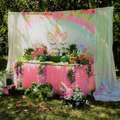 Enchanted Unicorns - Sofia's 4th Birthday - None