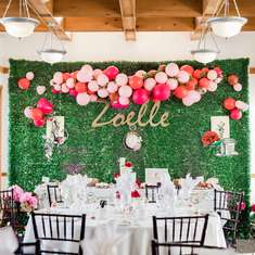 Zoelle's Wonderful Wonderland Party - Wonderland