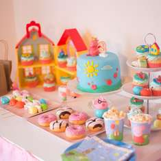 "Peppa Pig ""3rd Birthday"" Themed Party   - Peppa Pig"