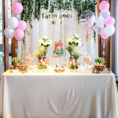 Bambi Themed birthday party - Bambi Theme