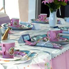 English Tea Party for my 7yr old Daugher - Tea Party