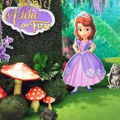 Sofia the First party - Sofia the First
