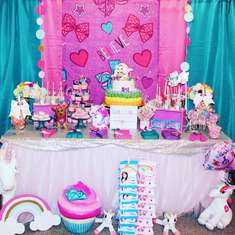 Jojo Siwa 6th Birthday Party - Jojo Siwa