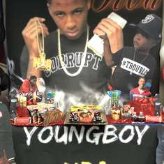 NBA Youngboy rapper - Hip hop